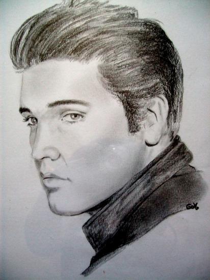 Elvis Presley par gigi10
